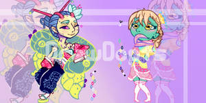 JDopt- Butterfly and Frog :.:CLOSED:.: