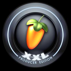 FL Studio 10 XXL Producer Edition Logo by Dizntart