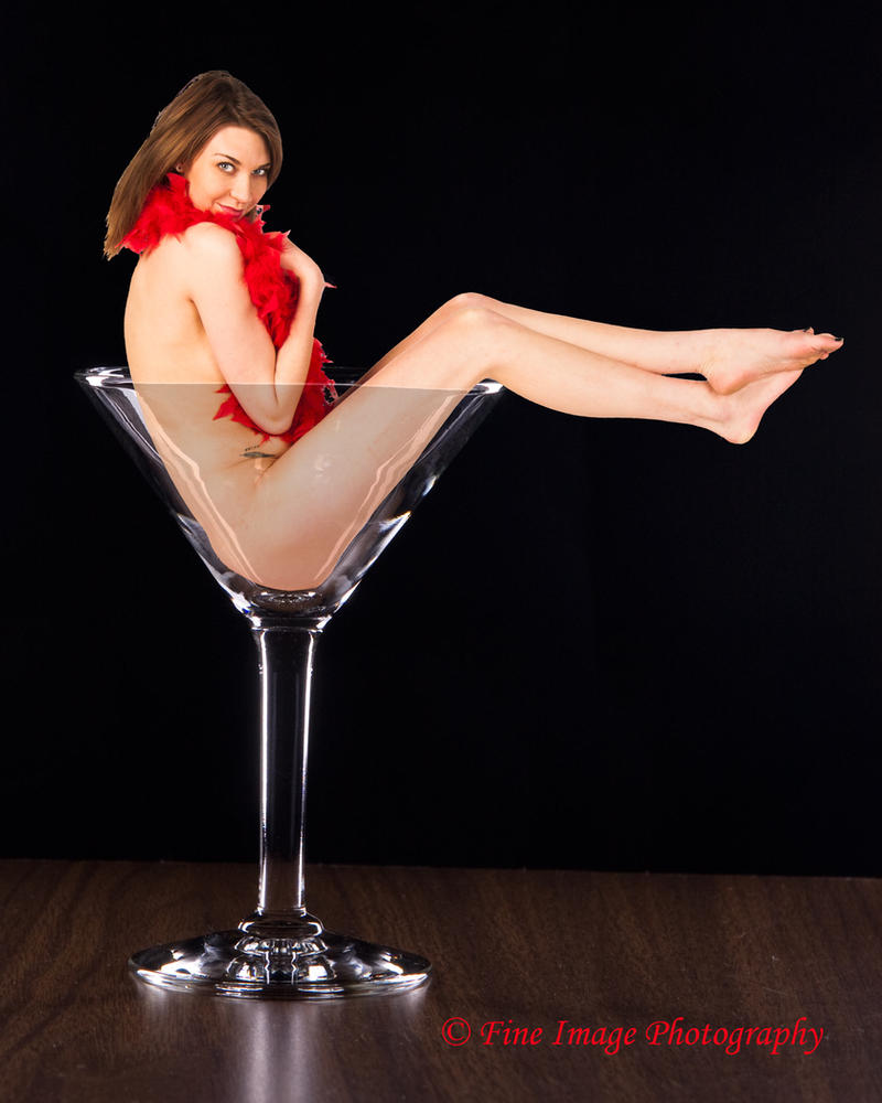 A dry Martini by fineimagephotography