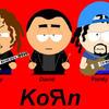 KoRn by qOLOmalakian
