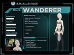 Dinah Foust - Wanderer | Marvel OC