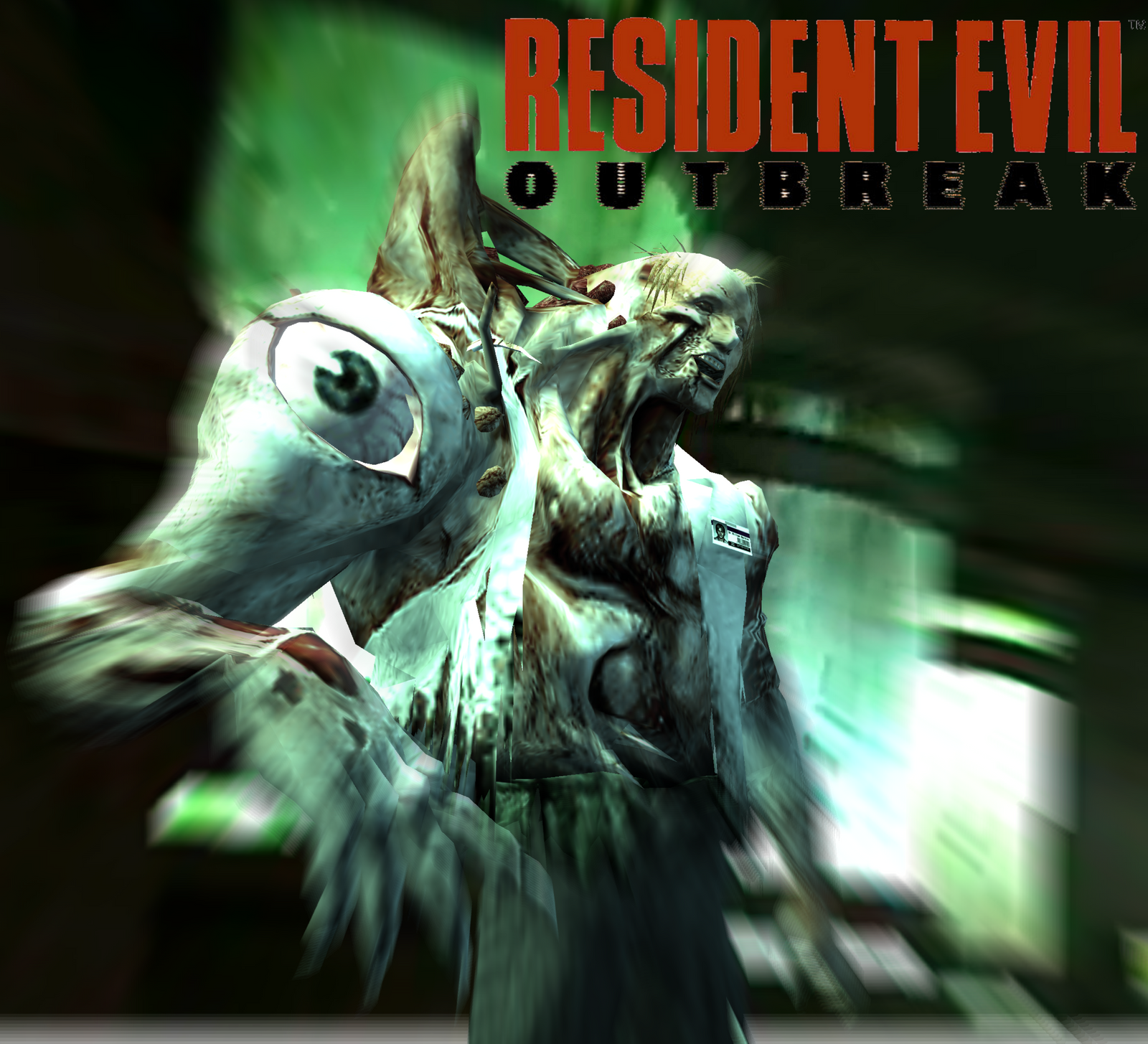 G-Birkin Unused Resident Evil Outbreak
