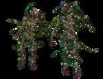 RESIDENT EVIL 2 REMAKE IVY Render