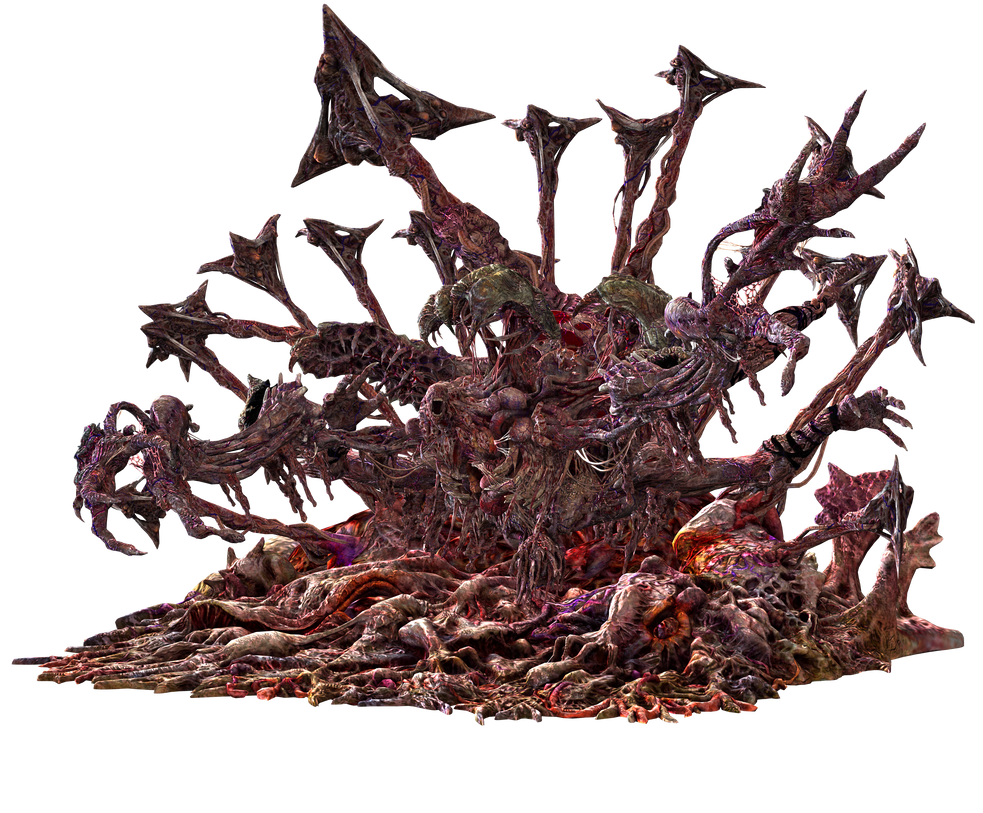 Resident Evil 3 Remake Nemesis Final Form Render By Tyrant0400tp