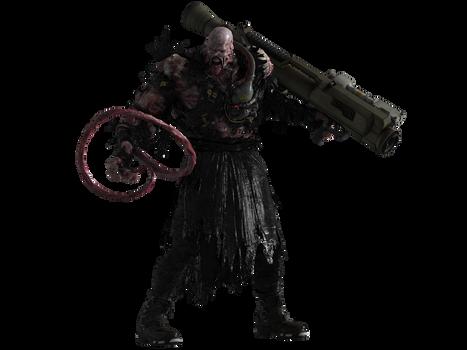 Nemesis (Rocket Launcher) Resident Evil 3 Remake