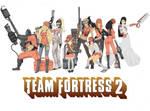 Team Fortress 2 Girls