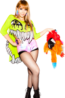 2ne1 CL Render by classicluv