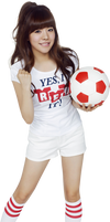 Sunny (SNSD) PNG Render