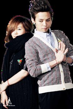 G-Dragon (BIG BANG) PNG Render