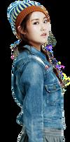 Gayoon (4Minute) PNG Render