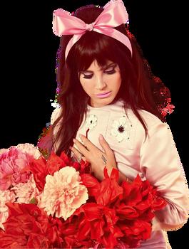 Lana Del Rey Render