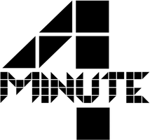 4Minute Logo by classicluv
