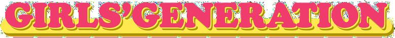 Girls' Generation MyOhMy Logo