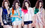 Red Velvet PNG Render