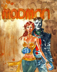 More Madman by astrobrain