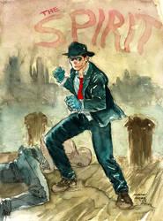 Spirit watercolor