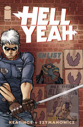 Hell Yeah issue 1 cover