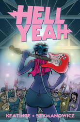 Hell Yeah issue 2 cover