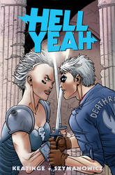 Hell Yeah issue 4 cover