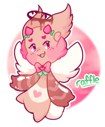sweet love - soarling raffle [closed] by Peach-n-Creme