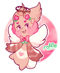 sweet love - soarling raffle [closed] by Peach-n-Creme