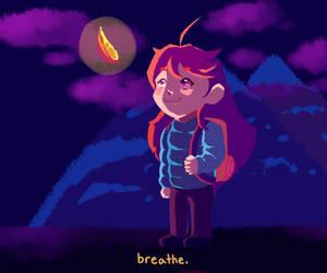 just breathe [fa] by Peach-n-Creme