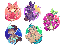 soarling collab adopts - open [5/5]
