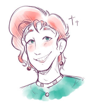 happy kakyoin [fa]