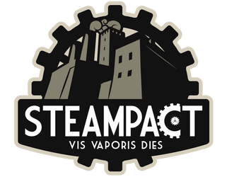 Steampact Logo V.1 by Matrioskart