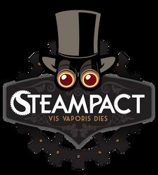 Steampact Logo V.2 by Matrioskart