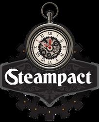 Steampact Logo V.3 by Matrioskart