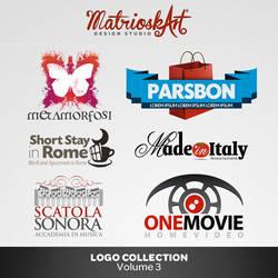 Logo Collection Vol.3 by Matrioskart
