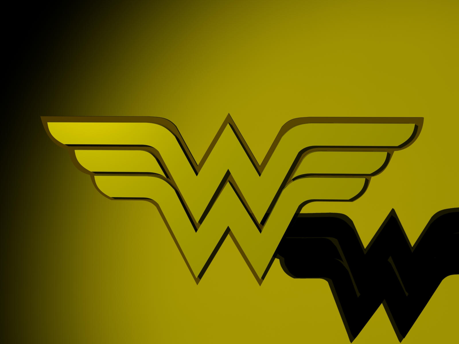 Wonder woman logo by user 01 on deviantart wonder woman logo by user 01 pronofoot35fo Image collections