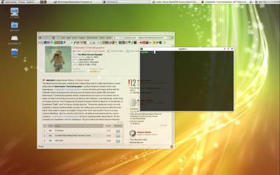 iMac + Gentoo + Compiz