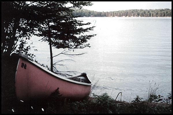 canoe by daj