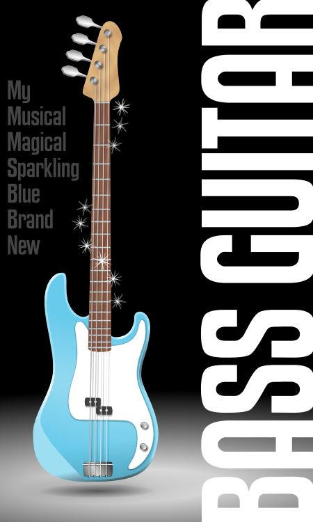 Bass Guitar by daj