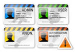security cards