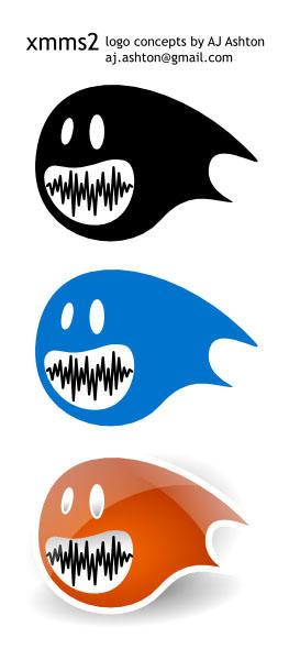 xmms2 logo concept 4 by daj