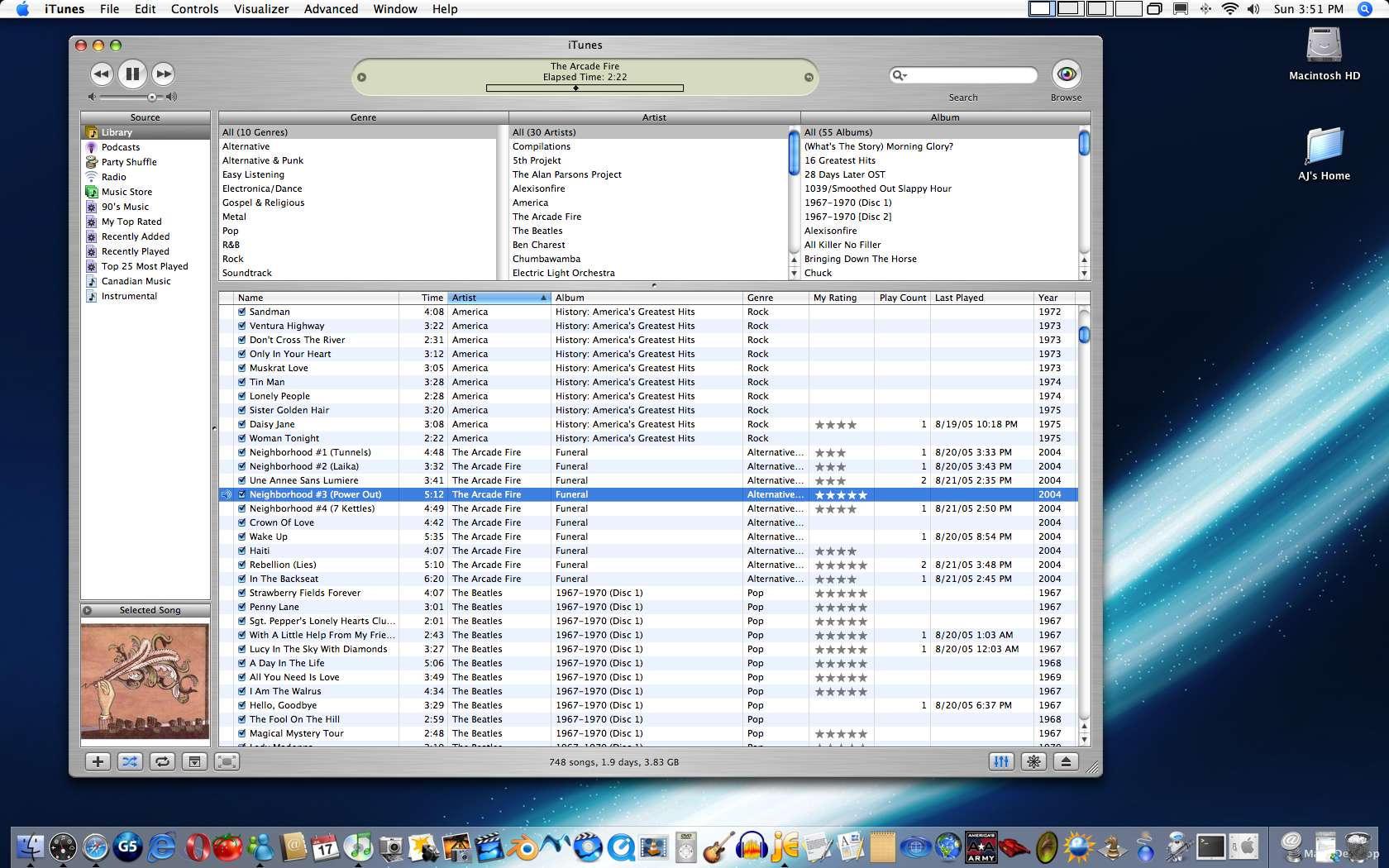 My New iMac by daj