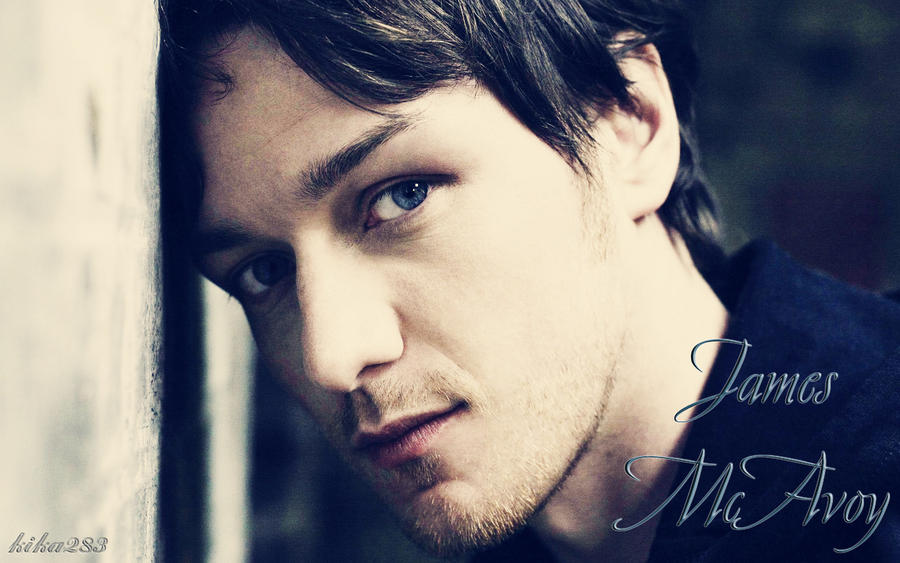 Wallpaper James McAvoy by kika283