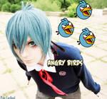 Aaangry Blue Bird :3