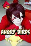 Angry red bird: G Dragon XD