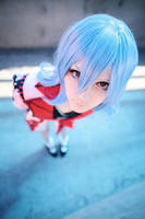 Angry Remilia-kun by palecardinal