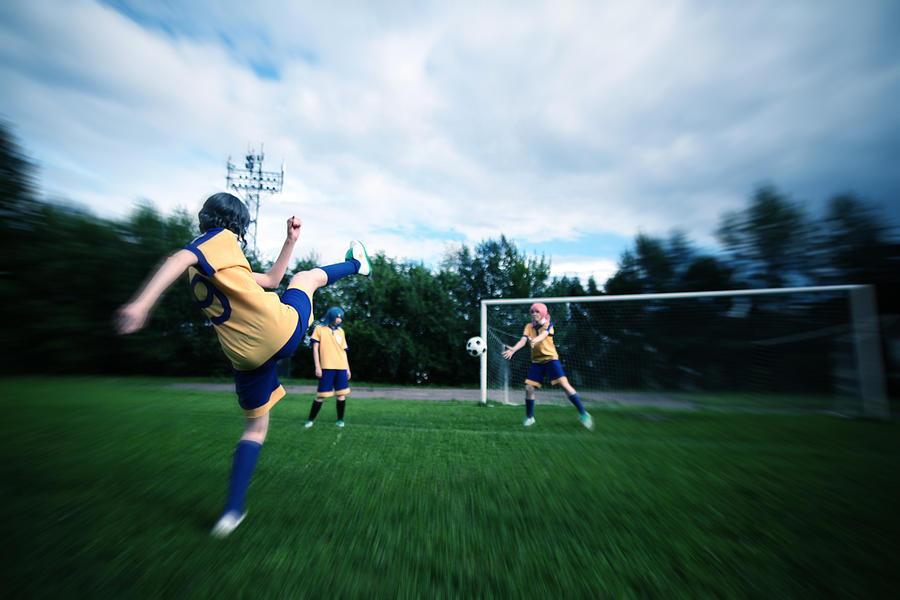 InaGo 11 cos: Penalty Fever! by palecardinal