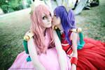 Utena + Anthy: be my Rose bride!