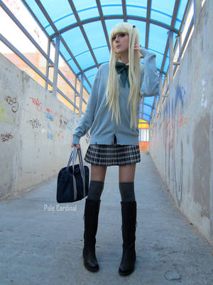 Misa: Too cool for School