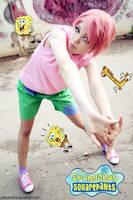 Sponge Bob: Patrick Star! by palecardinal