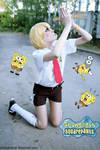 Sponge Bob cosplay: Oh, God