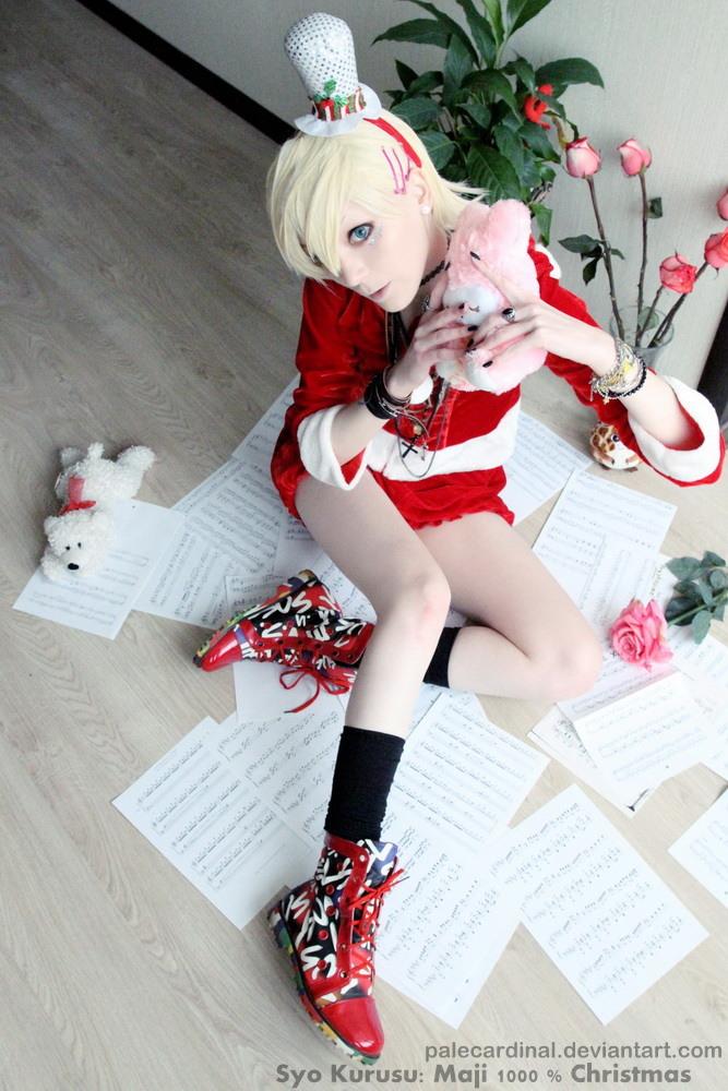 Maji Love 1000% Christmas by palecardinal