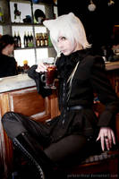 Inu x Boku SS cosplay by palecardinal